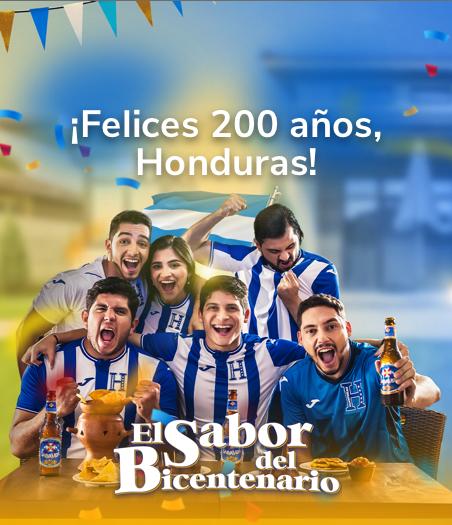 Felices 200 años, Honduras