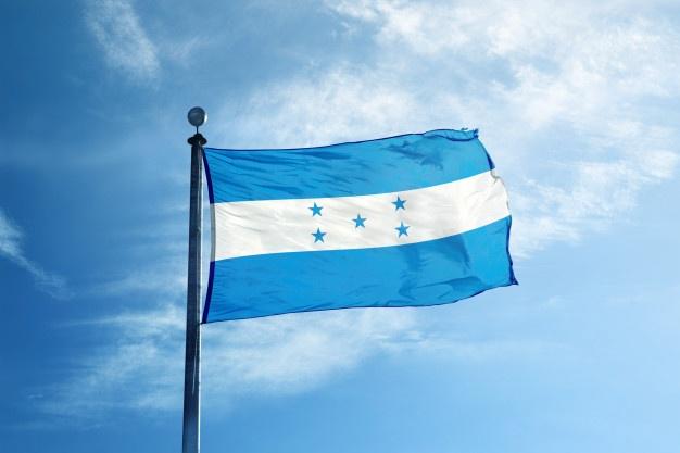 Bandera Nacional de Honduras