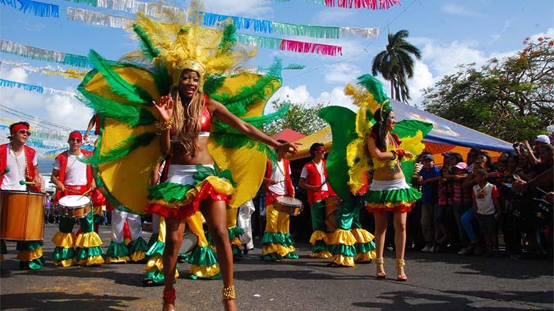 Carnaval de la Ceiba, fiesta patronal de Honduras