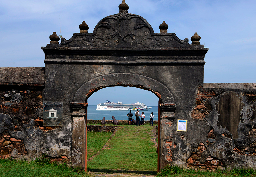 Castillo de Santa Bárbara, patrimonio cultural de Honduras