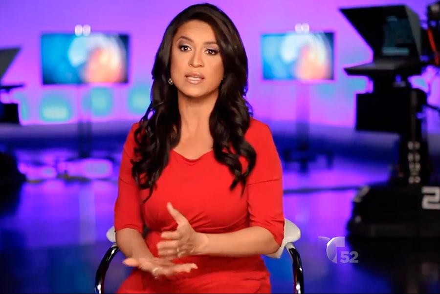 Dunia Elvir es la nueva presentadora de Noticiero Telemundo 52