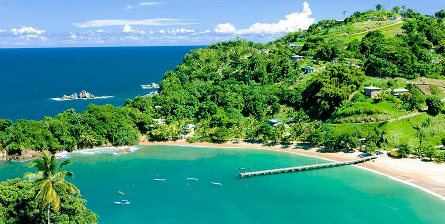 Islas de la Bahía, archipiélago de Honduras