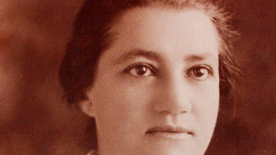 Lucila Gamero de Medina, escritora hondureña