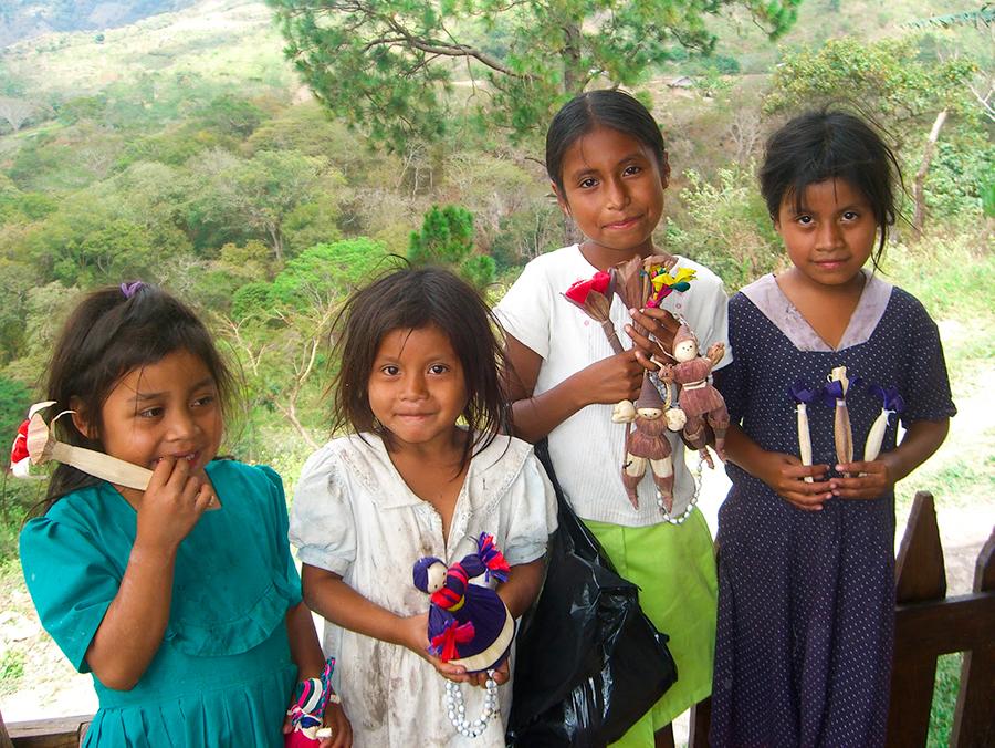 Los Pech, etnia de Honduras