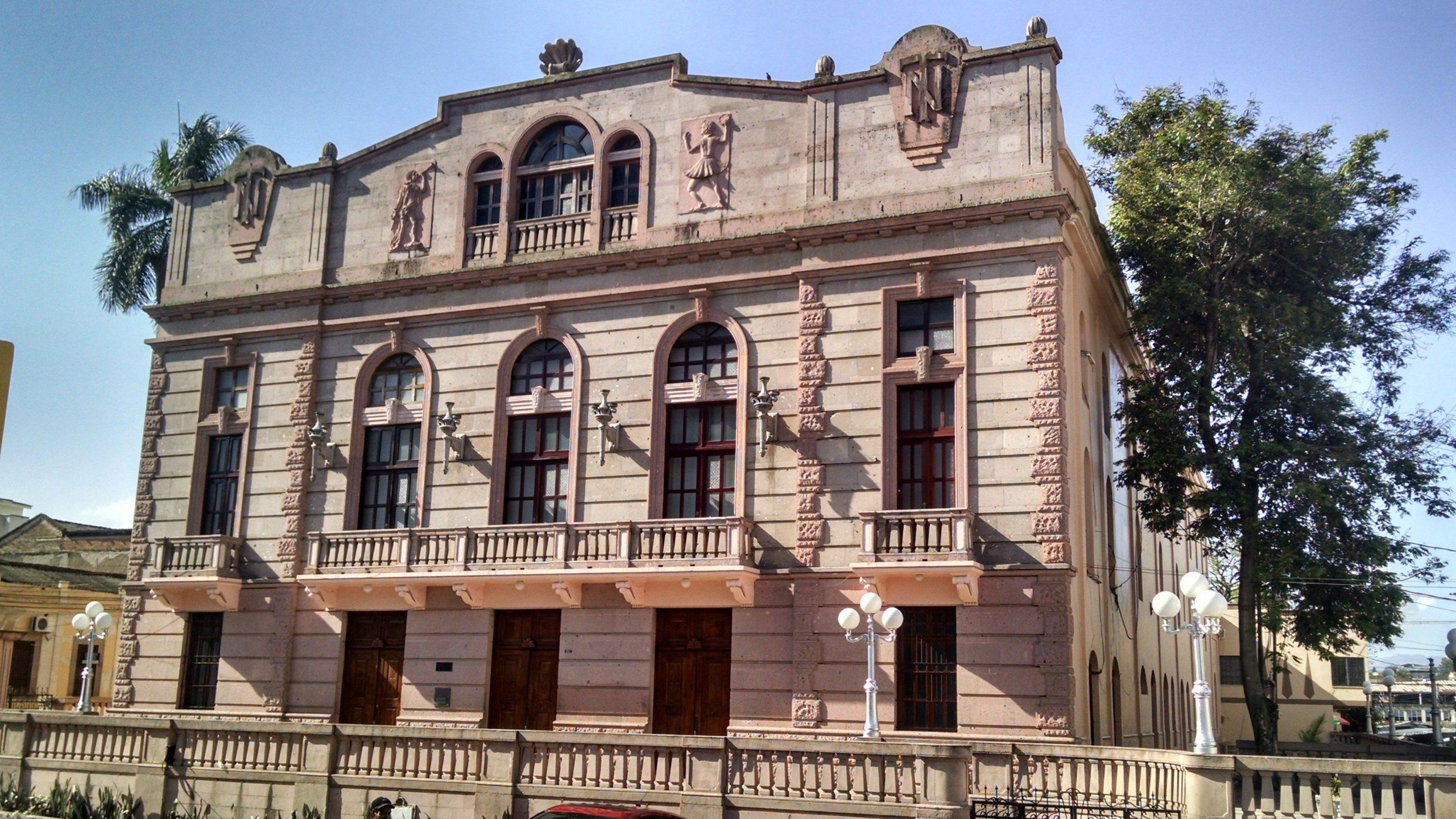 Historia del Teatro Nacional Manuel Bonilla, Honduras
