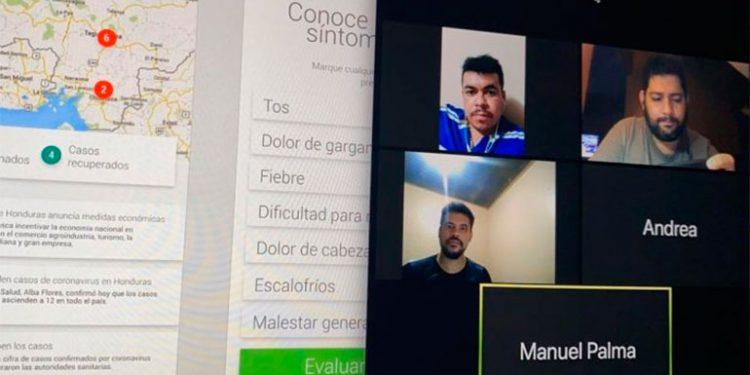 Alerta Honduras, app creada por hondureños para combatir el Covid-19