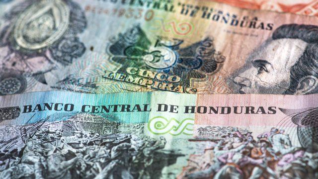 Billetes de Honduras, Lempiras