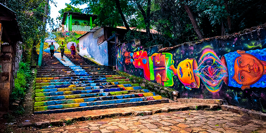 Cantarranas, municipio de Honduras
