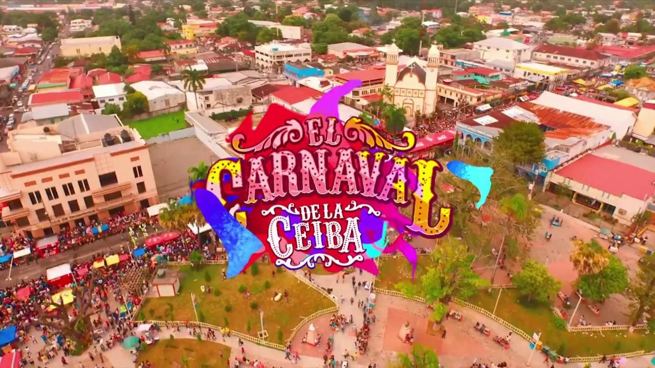 El Gran Carnaval de La Ceiba, Honduras