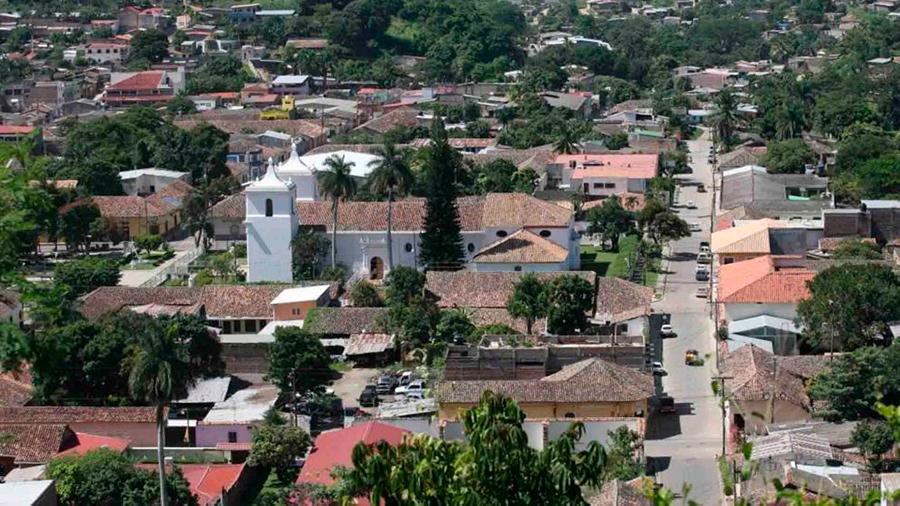 Danlí, municipio de Honduras