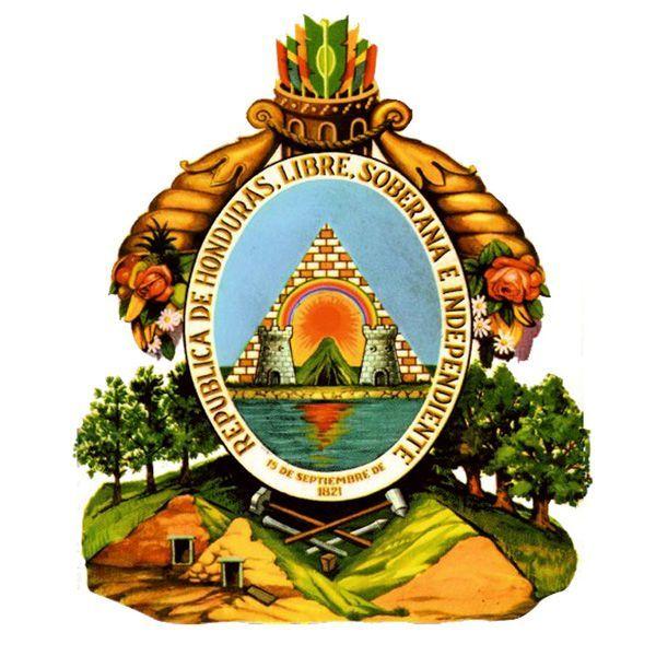Escudo Nacional de Honduras, símbolo patrio