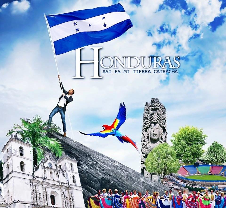 Símbolos patrios de Honduras