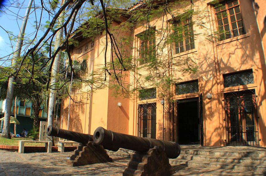 El Museo de Antropología e Historia