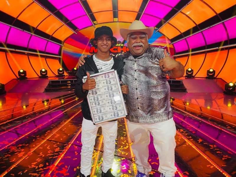 Rude Boy, artista hondureño, gana concurso musical en Estados Unidos
