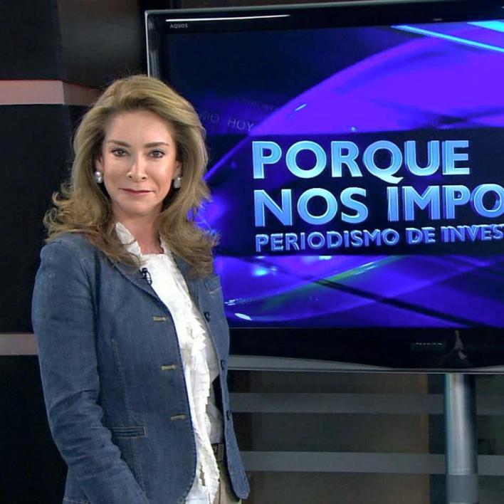 Annamaría Villeda sobresale por su trabajo periodístico en Honduras
