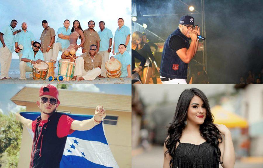 Artistas hondureños participarán en Festival de Independencia