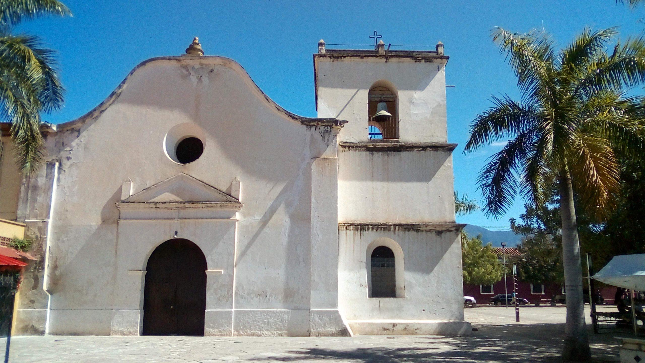 Iglesia San Francisco, Comayagua