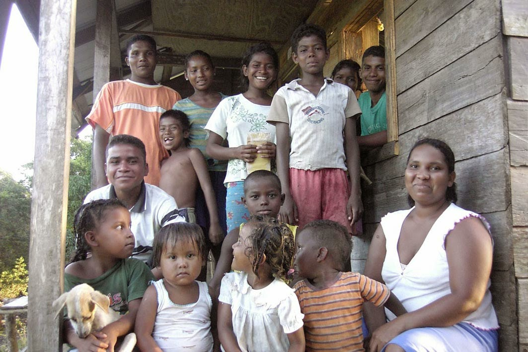 Etnia Tawahka o Sumos, Honduras