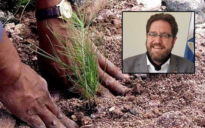 Alemania llevará a cabo un proyecto de reforestación en Tegucigalpa
