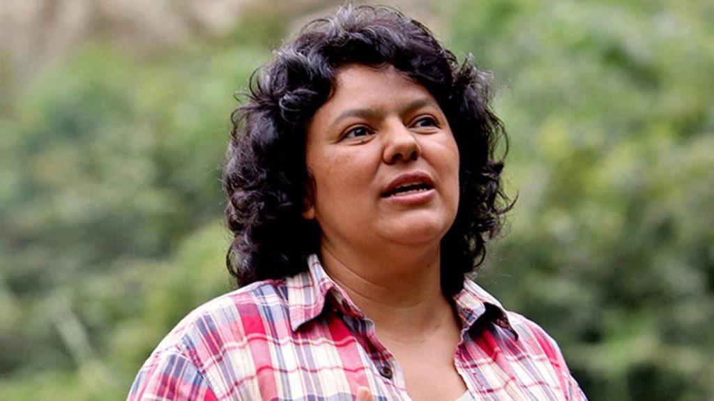 Ambientalista Berta Cáceres está nominada al premio Sájarov