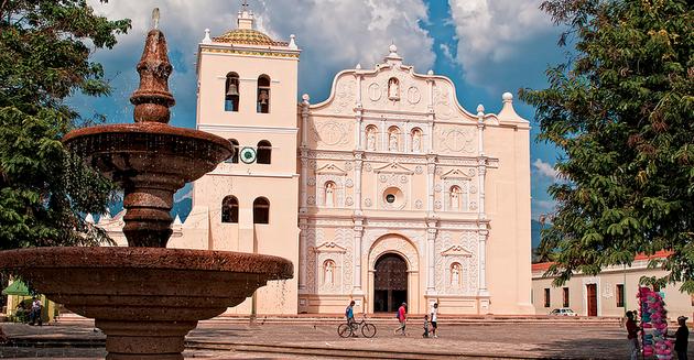 Iglesia Inmaculada Concepción, Comayagua