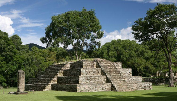 El Parque Arqueológico Copán Ruinas, vuelve a abrir sus puertas