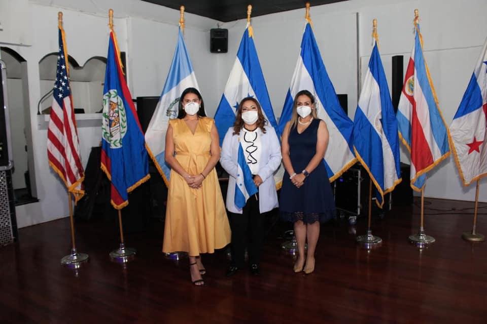 """Delmi Molina recibe título de """"Ciudadano Distinguido Honduras 2020"""""""
