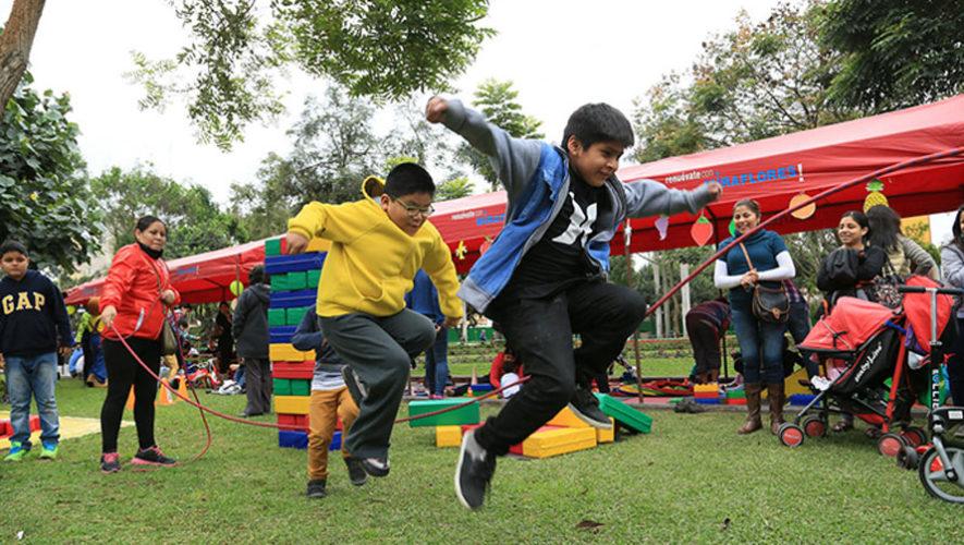Celebración del «Día del niño»