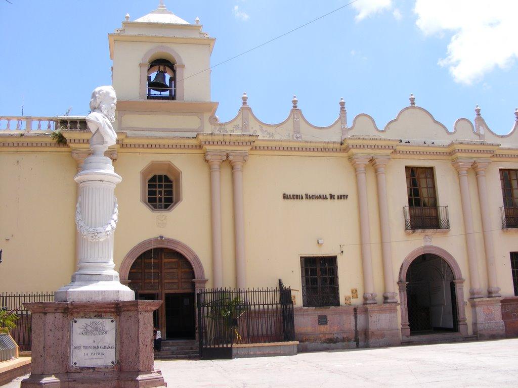 Galería Nacional de Arte en Honduras