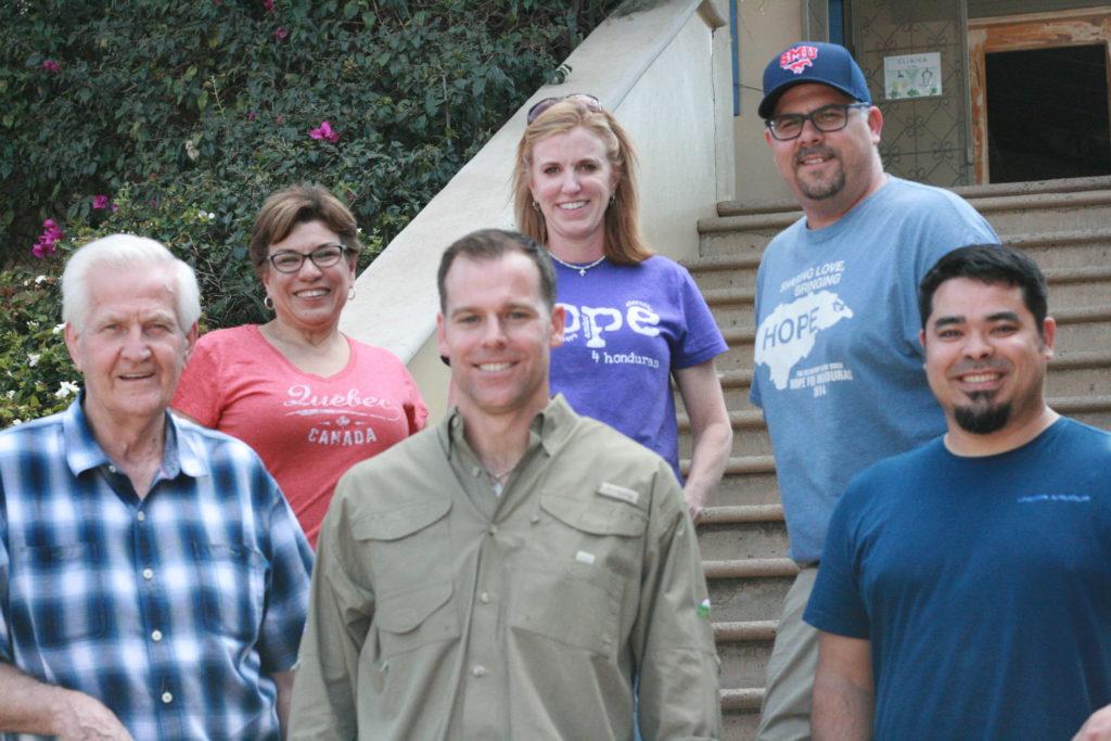 Hope Honduras fundación creada por un matrimonio estadounidense