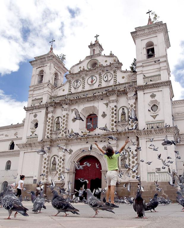 Iglesia de Los Dolores, Tegucigalpa