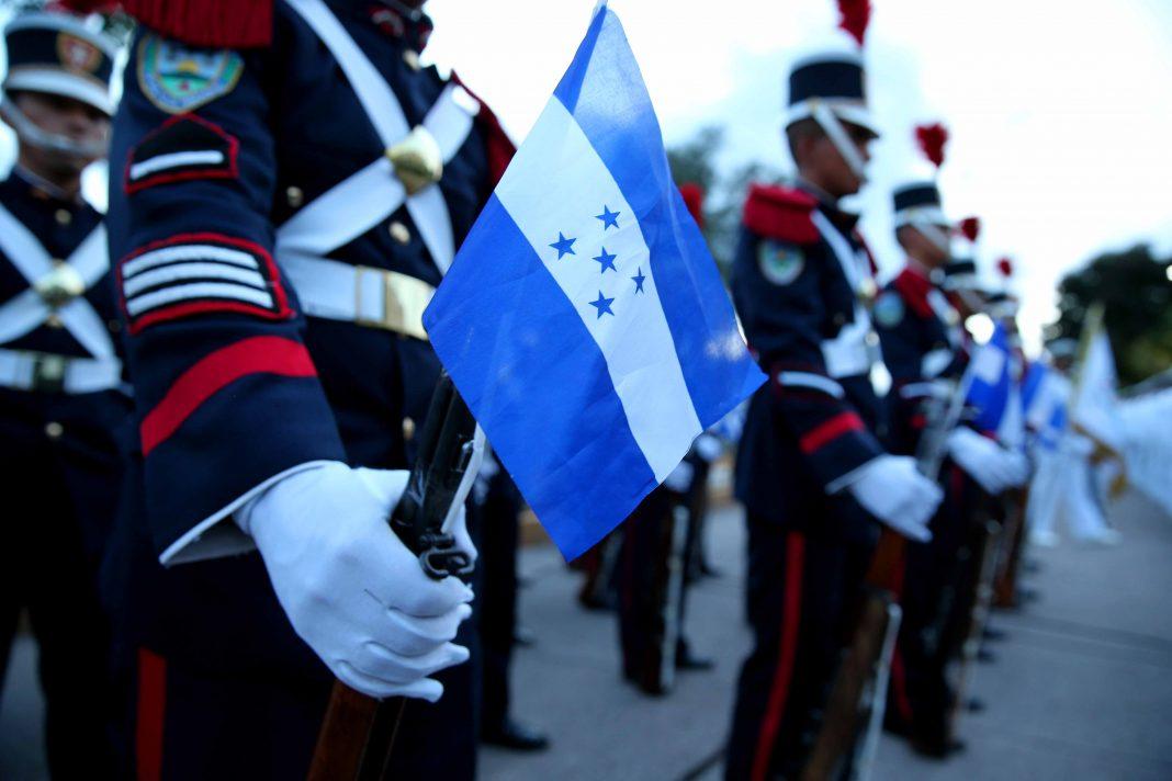Honduras cumple 199 años de independencia