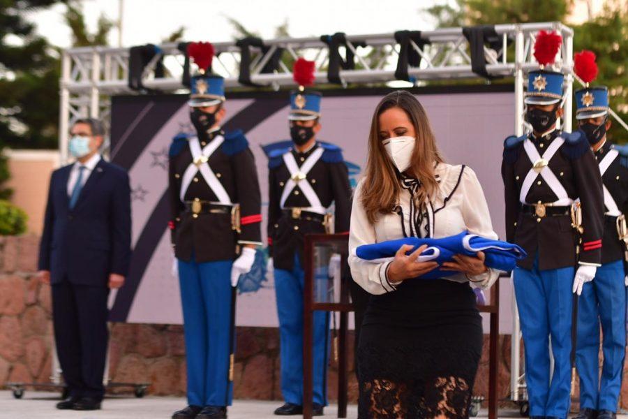 Honduras inicia el mes patrio con izada de la bandera