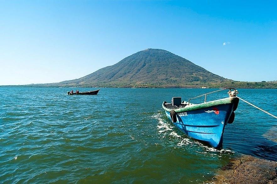 Los volcanes inactivos que hay en Honduras