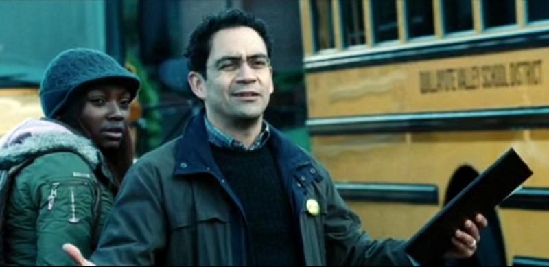 El actor hondureño José Zuñiga, ha destacado en el cine internacional