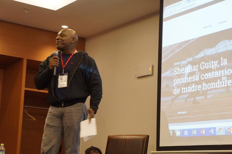 Kenny Castillo fundó WA-DANI