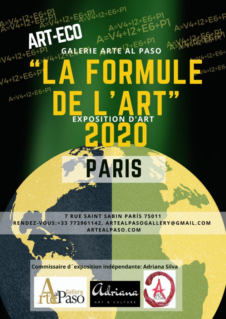 Artistas hondureñas se presentarpan en La Formule de L'Art 2020