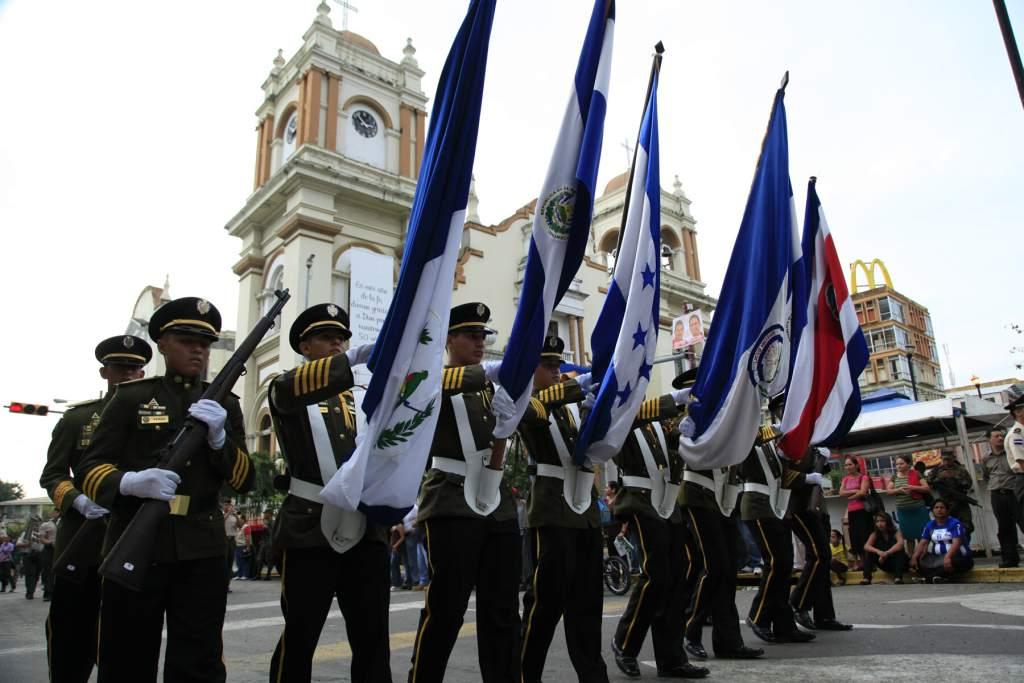 Honduras celebra sus 199 años de independencia
