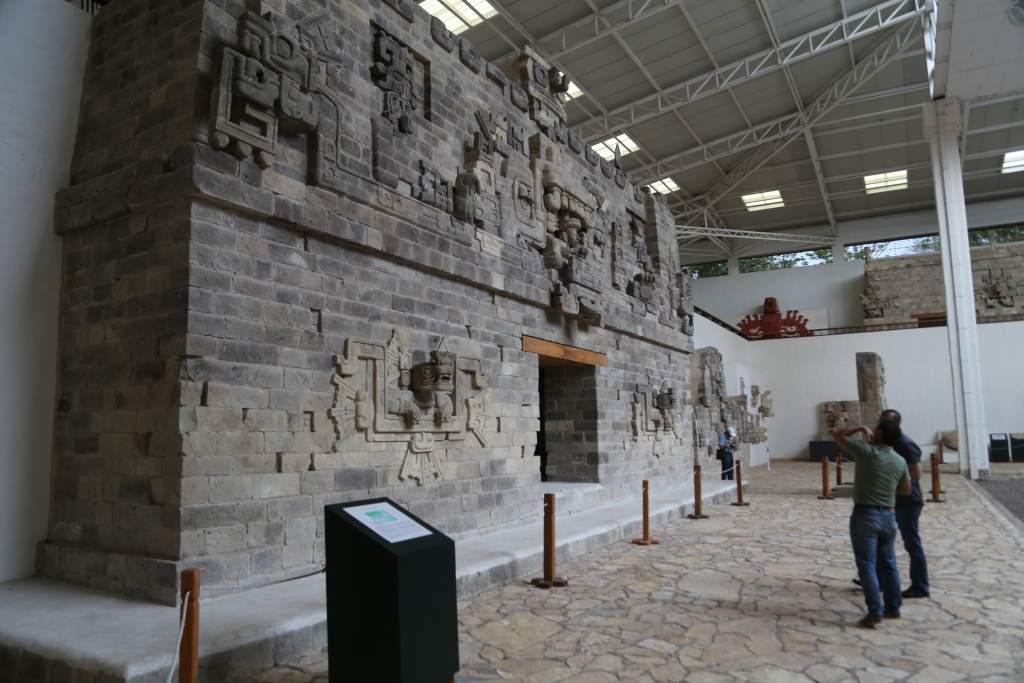Museo de la escultura, Parque ecológico Copán