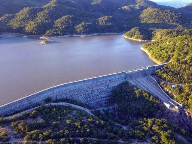 La represa La Concepción se encuentra en su máximo nivel de agua
