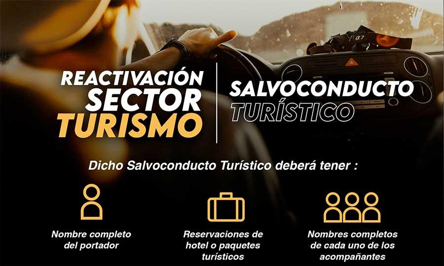 Crean nuevo salvoconducto turístico en Honduras