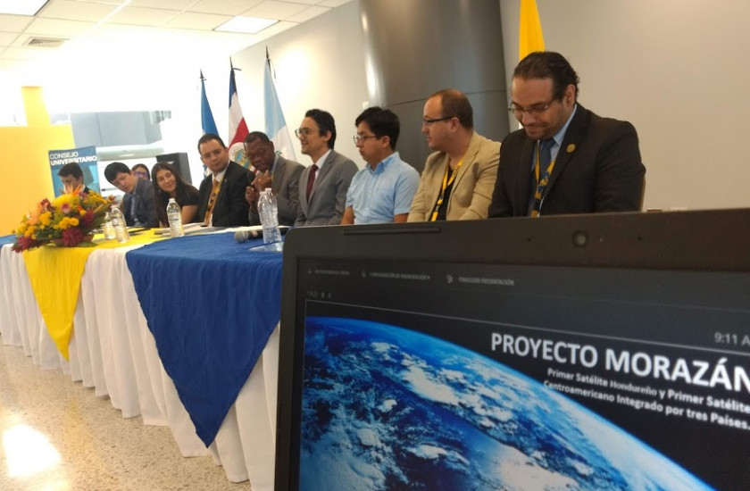 Lanzarán el primer satélite espacial de Honduras a través del Proyecto Morazán