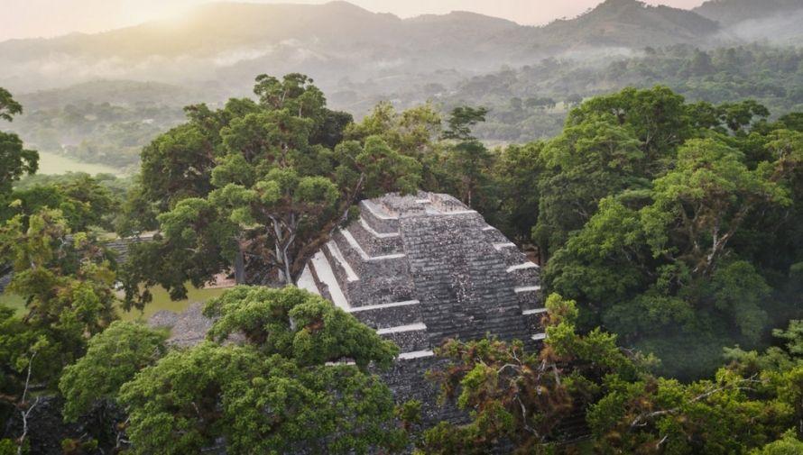 Parque Arqueológico de Copán, vestigios de la civilización Maya