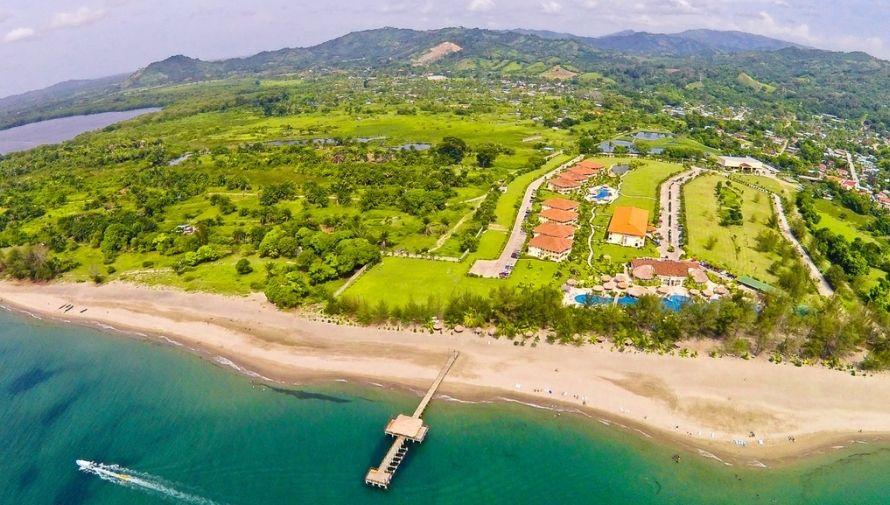 El Puerto de Tela se convierte en una ciudad verde de Honduras