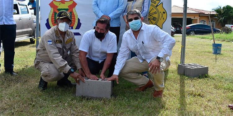 Crearán una nueva subestación de bomberos en La Entrada, Copán