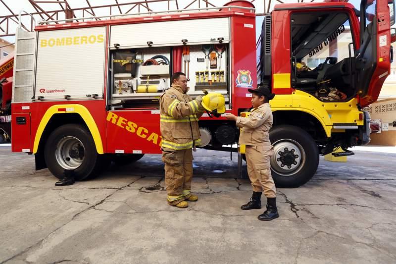 La Entrada, Copán, tendrá su propia subestación de bomberos