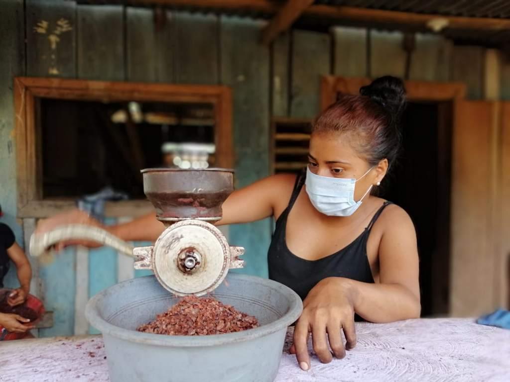 Crearán un nuevo cento de copio de cacao en wampusirpi