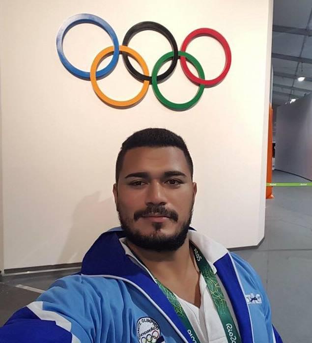 Biografía del deportista Cristopher Pavón