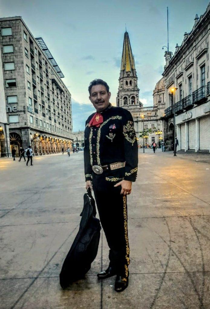 Enrique Haas es finalista de Tengo la Voz México