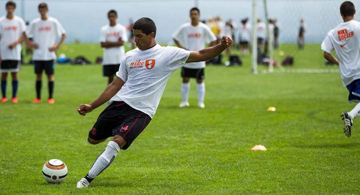 Hondureños podrán conseguir una beca futbolística en Soccer ID Camp